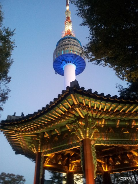מגדל סיאול - Namsan Tower